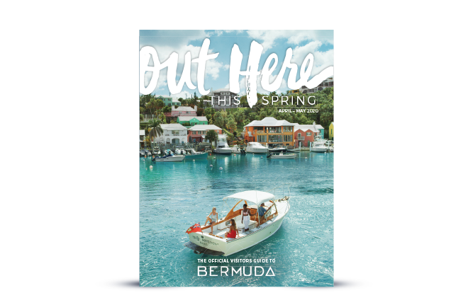 Bermuda Spring Guide 2020 preview cover image