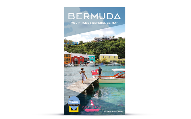 Bermuda Brochures, Maps & Official Visitor Guides // Go To