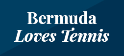 Bermuda loves tennis
