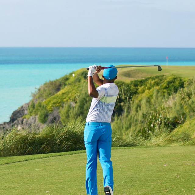 Take a swing at Port Royal Golf Club