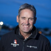 Sir Russell Coutts of America's Cup 2017