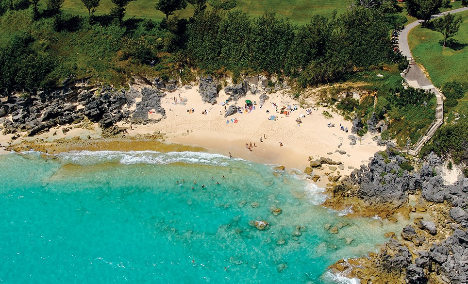 Church Bay Beach, Bermuda