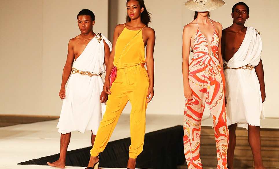 Fashion Festival in Bermuda