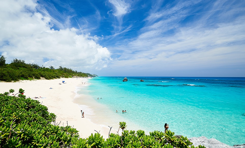 If You Like Long Walks On The Beach Re In Luck Bermuda Has Miles Of Stunning Coastline Its Secluded Ss Plenty E To Stretch Your Legs