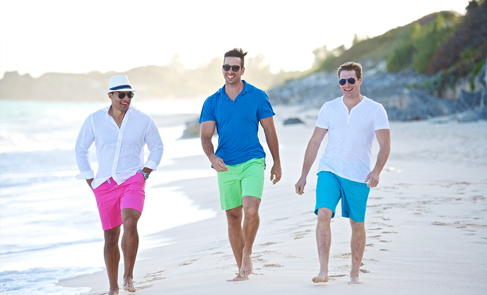 How Bermuda Shorts Became The Ultimate Island Fashion Statement