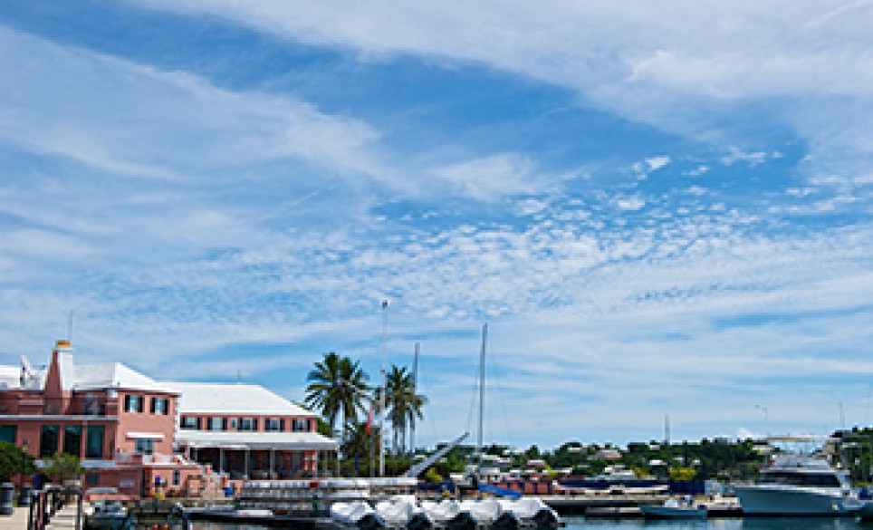 The royal bermuda yacht club