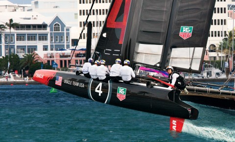 Argo Gold Cup in Bermuda