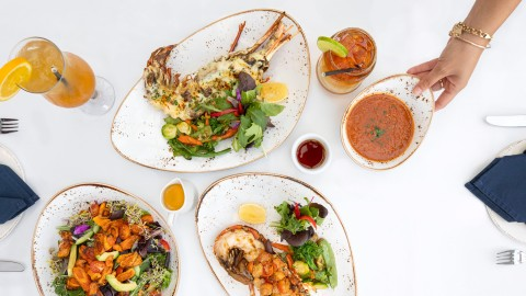 Spiny Lobster is a unique dish in Bermuda, a must-try