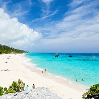 beach in bermuda