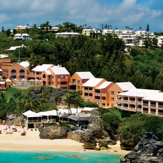 Bermuda hotel - The Reefs