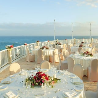 Wedding Venues Elbow Beach Balcony Perfect For Events Of All Sizes In Bermuda
