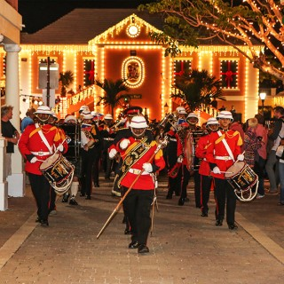 Christmas Walkabout, Town of St. George