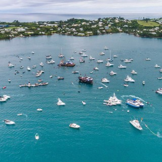 Bermuda Heroes Weekend- Raft Up