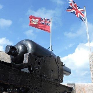 Fort St. Catherine in Bermuda
