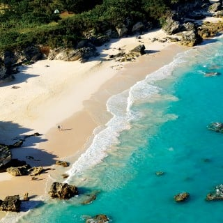Horseshoe Bay in Bermuda's South Shore