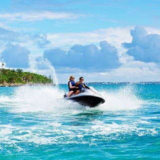 Jet Skiing in Bermuda