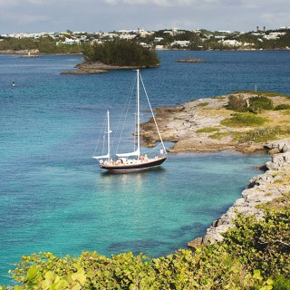 Sail to Bermuda by private vessel