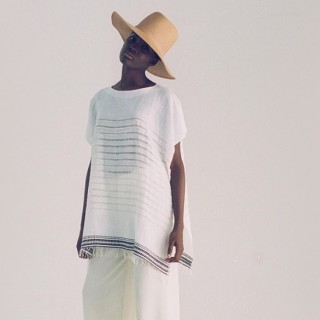 Pieces from the sustainable collection from Reve en Vert, Bermuda