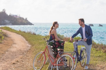 bike riding in bermuda