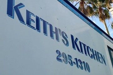 Keith's Kitchen food truck