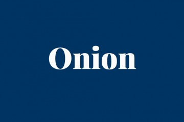 Onion slang term in Bermuda