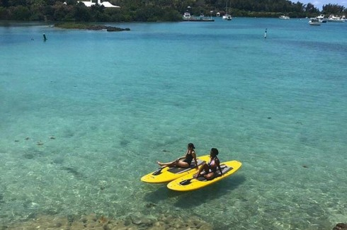 Paddle Boarding - So many places to explore!