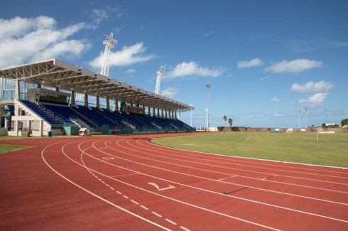 Bermuda National Sports Centre Track