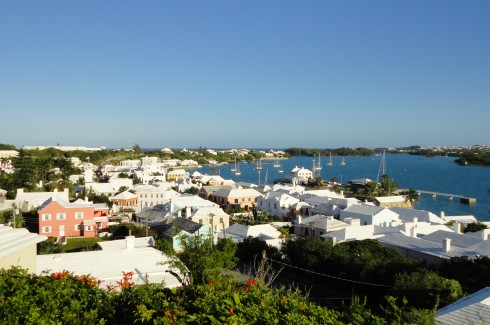 Gates Bay at St George, Bermuda