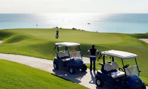 golf course in bermuda