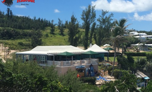 Blackbeard's Hideout - Located at the far Eastern tip of Bermuda, Blackbeard's Hideout has an open-air island vibe mixed with the flavors and atmosphere of an island-style beach bar. However, if you come for the day you stay for the sunset! All...