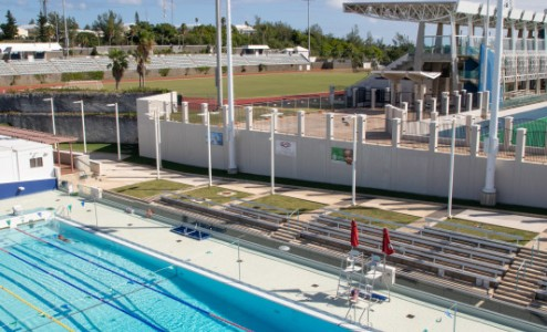 Bermuda National Sports Centre Pool