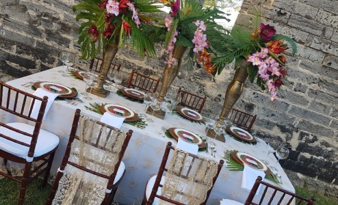 Ambiance Design Studio BERMUDA - Bermuda Wedding 2