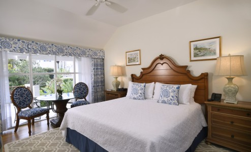 Superior Room - All of Rosedon's rooms are individually decorated.