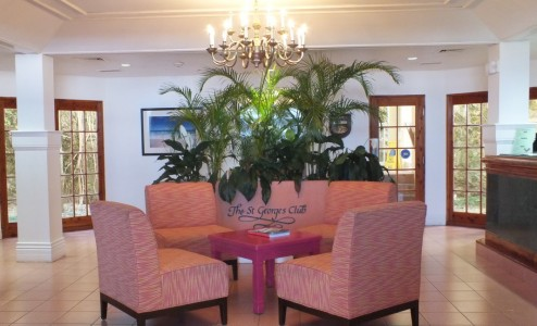 The St George's Cottages on Rose Hill Lobby