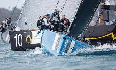 Bermuda's Cup Sailing Event